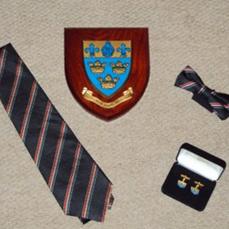 Douai Silk Tie